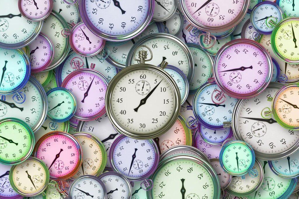 ゲーム制作に必要な期間(時間)【私の個人ゲーム開発の場合】