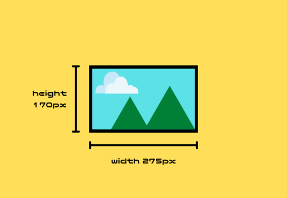 CLS改善方法①:画像のimgタグにwidth属性とheight属性を設定する