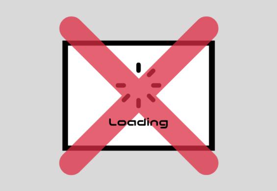 CLS改善方法②:Lazy Loadで代替のローディング画像を使用しないようにする